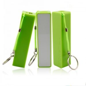 Power Bank Nyckelring 2600-0