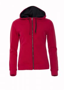 Classic Hoddy Full-Zip Ladies